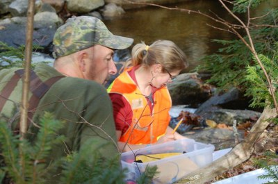 Trout Unlimited Involvement