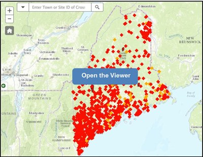 Maine Stream Habitat Viewer