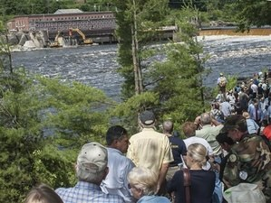 'Ah, freedom': Historic Penobscot dam removal begins (slideshow)