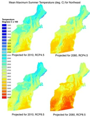IPCC Releases Fifth Assessment Report; LCC Uses New Scenarios for Regional Assessments