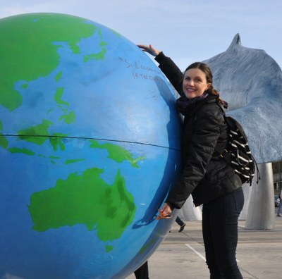 Letter from Paris: Emily Powell sees hope for conservation at COP 21