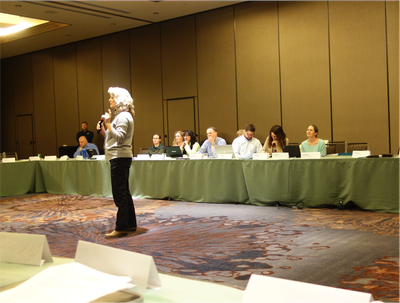 Momentum builds for science delivery at spring Steering Committee meeting