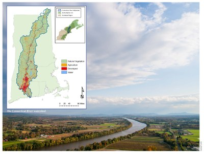 Partners launch science-based blueprint for conserving New England's largest river system