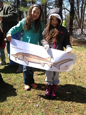 More Fish and More Monson Elementary at Cronin