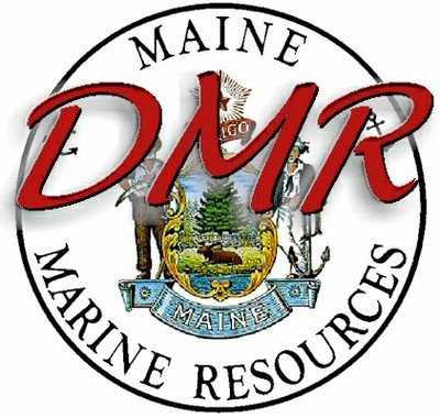 Maine Department of Marine Resources logo